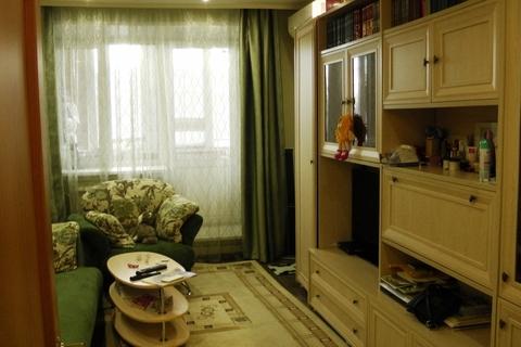 Трёхкомнатная квартира в Киржаче с автономным газовым отоплением. - Фото 1