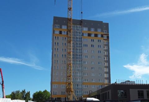 Большая 3-х комнатная квартира в новом ЖК Победа! - Фото 2