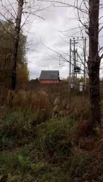 Участок в Дорохово Рузского района - Фото 4