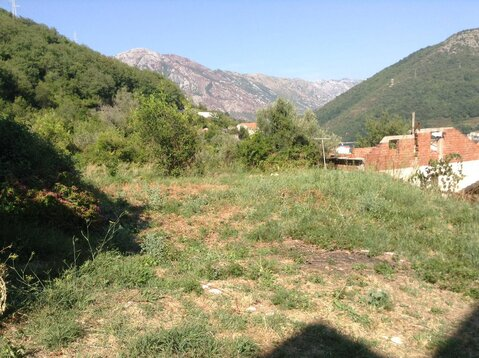 Продажа земельного участка в Черногории в г.Каменари с видом на море - Фото 1