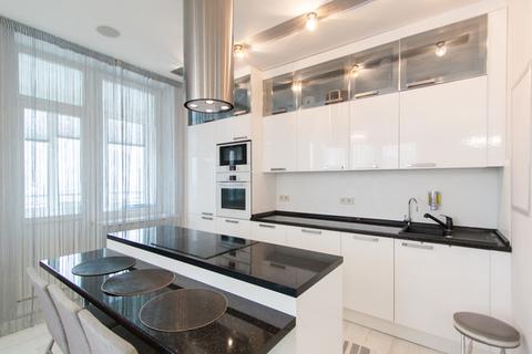 4 комнатная квартира с дизайнерским ремонтом - Фото 3