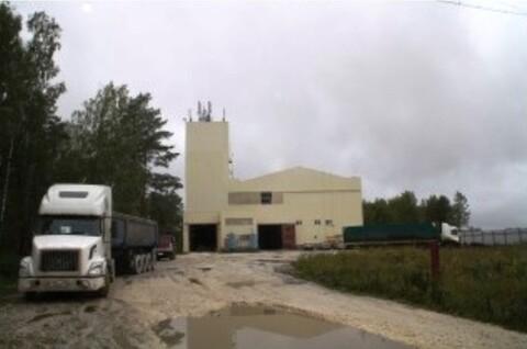 Продажа действующего производственного цеха 2888 м2 в Ногинском р-не - Фото 1