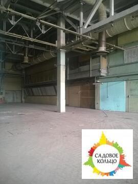 Аренда помещения под склад 3 342 кв.м под склад, теплый ну не отаплив - Фото 4