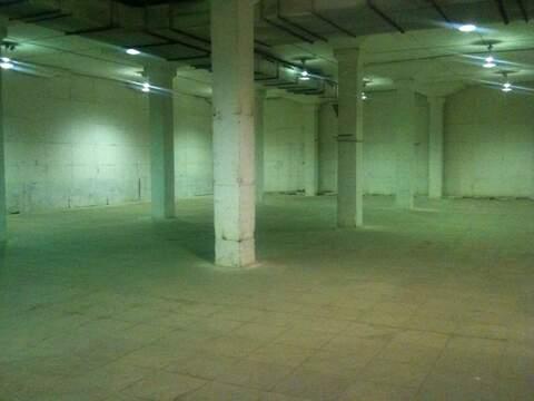 Морозильный склад 1 этаж, t -18 C - Фото 1