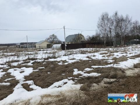 Продается участок 15 соток в Можайском районе деревня Клементьево. - Фото 5