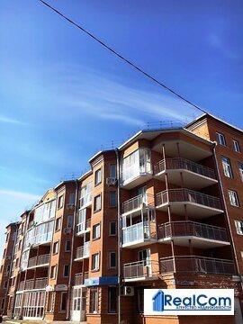 Продам двухкомнатную квартиру, пер. Госпитальный, 1 - Фото 1
