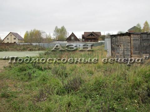 Дмитровское ш. 27 км от МКАД, Акишево, Участок 10 сот. - Фото 2