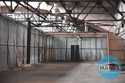Сдаётся теплый склад, высота потолков 6 метров, большие ворота под евр - Фото 3