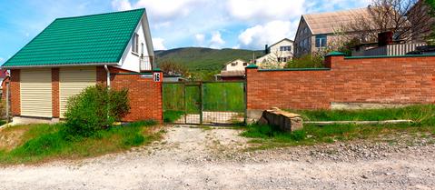 Продам землю 9.0 сот с домом, город Новороссийск село Южная Озереевка - Фото 4