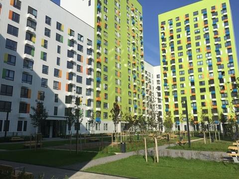 Продам 3-к квартиру, Коммунарка п, улица Александры Монаховой 88к2 - Фото 2