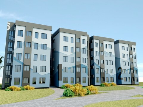 Продажа квартир в микрорайоне новой застройки - Фото 3
