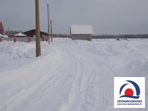 Земельный участок с. Ильинское - Фото 1