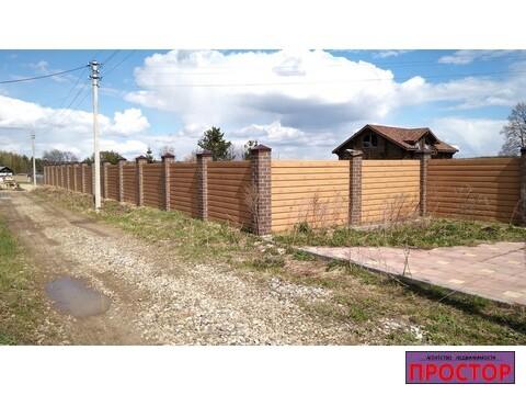 Два земельных участка с объектом незавершенного строительства - Фото 2
