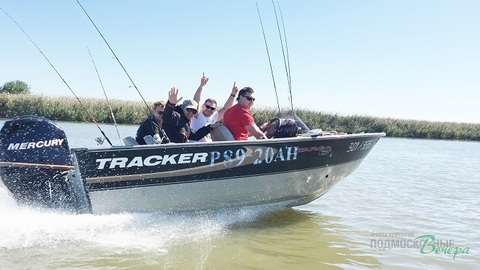 Рыболовная база - в охотничьем хозяйстве. - Фото 3