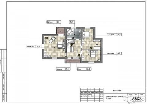 Продам дом 208 кв.м, с. Сосновка, ул. Бирюзовая - Фото 3