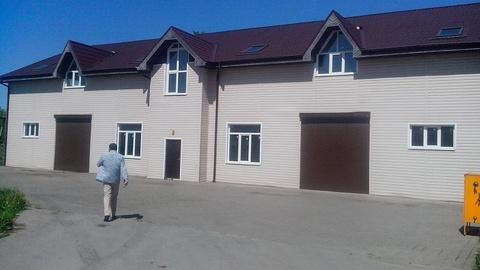 Продается помещение свободного назначения г Тула, ул Чмутова, д 164б - Фото 1