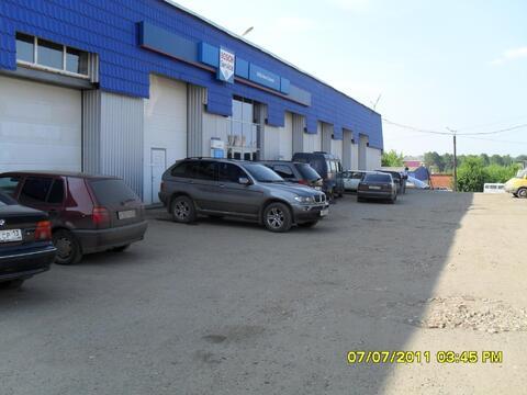Автомобильный комплекс, 7 712,4 кв.м. - Фото 1