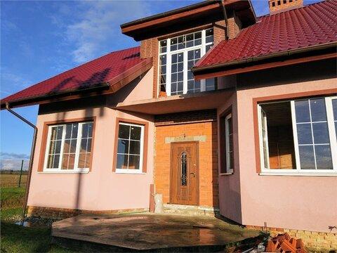 Дом в п. Кузнецкое Калининградская область - Фото 1