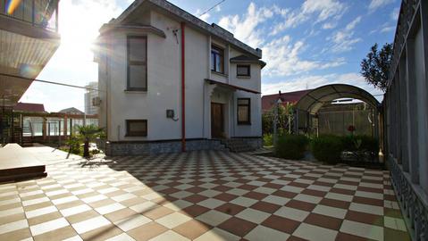 Гостевой дом +дом для хозяев на побережье Черного моря в Курортном . - Фото 1
