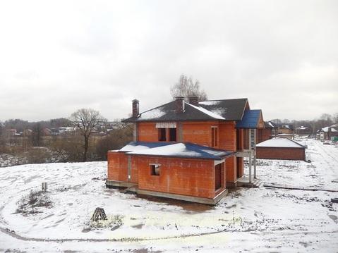 Коттедж, Киевское ш, 25 км от МКАД, Ильичевка, Коттеджный поселок . - Фото 1