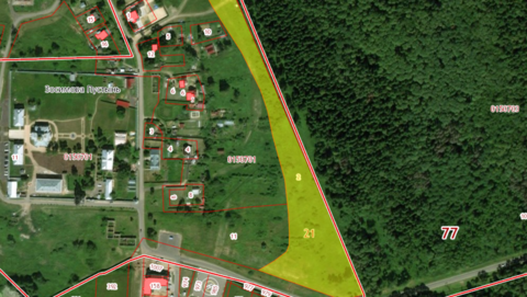 Продается земельный участок под малоэтажное строительство. - Фото 1