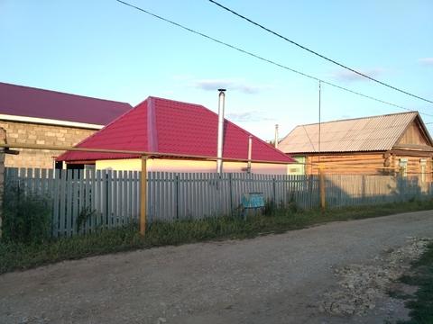 Дом в с.Утевка Нефтегорский район Самарская область - Фото 1