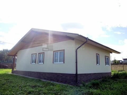 Дом 130 м2, участок 12 сот. , Новорижское ш, 45 км. от МКАД, Луцино. . - Фото 2