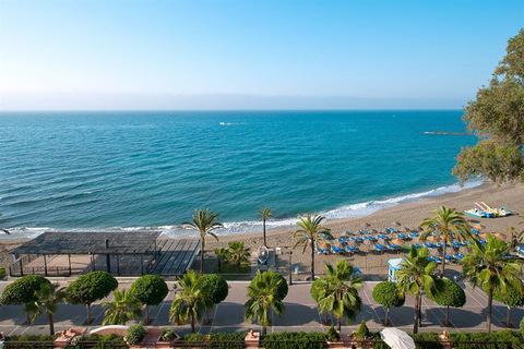 Продается Отель 4* в центре фешенебельного курортного г. Марбелья.