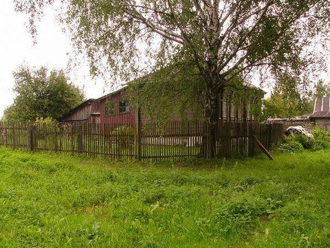 Участок 9 соток в д.Уткино, Клепиковского района. - Фото 1