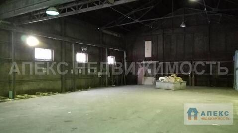 Продажа помещения пл. 418 м2 под склад, производство м. Авиамоторная в . - Фото 3