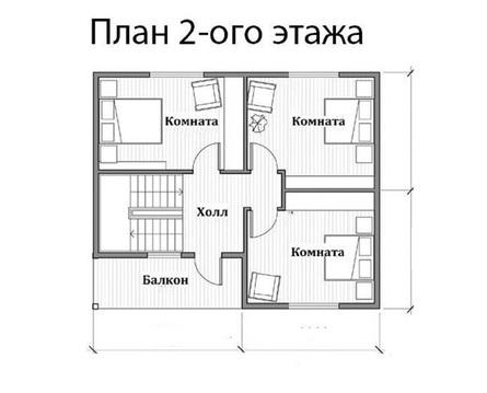 Продается прекрасный дом c. Баклаши, ул. Вятская - Фото 3
