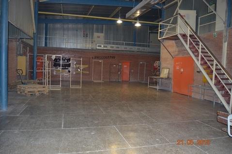 Аренда Производственно-складского помещения 1400 кв.м. в г.Тольятти - Фото 5