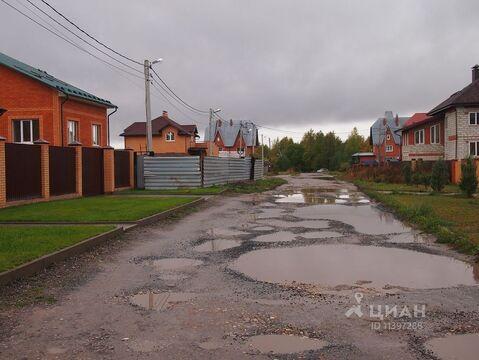 Продажа участка, Кашира, Каширский район, Улица Рябиновая - Фото 1