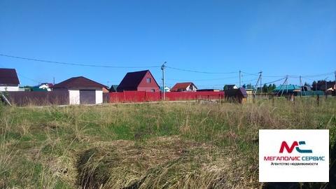 Продаётся земельный участок 8,5 сот. в ДНП Луговой, д.Бывалино - Фото 3