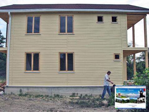 Абхазия. Гудаутский р-н. Поселок Дружба. Новый коттедж. 4 мин. от моря - Фото 2