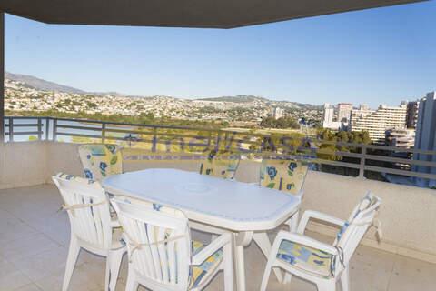 Апартаменты в Кальпе на пляже la Fossa с видом на море - Фото 2