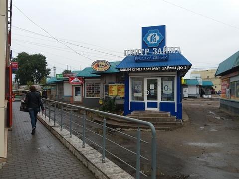 Коммерческая недвижимость, пл. Заводская, д.9 - Фото 1