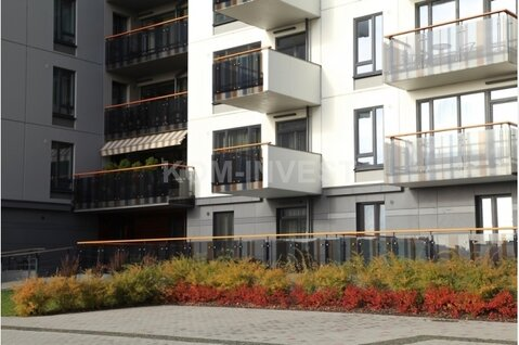 2-комнатная меблированная квартира с террасой в престижном проекте в . - Фото 4