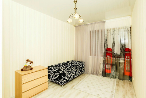 Квартира с дизайнерским ремонтом - Фото 4