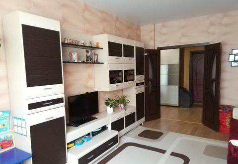 Продается 1 комн. квартира, 42 кв.м, Тула, Купить квартиру в Туле по недорогой цене, ID объекта - 321232194 - Фото 1