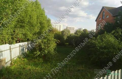 Калужское ш. 5 км от МКАД, Николо-Хованское, Участок 13.88 сот. - Фото 2