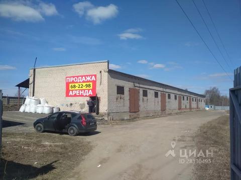 Склад в Ярославская область, Ярославль ул. Гагарина, 56 (875.0 м) - Фото 2