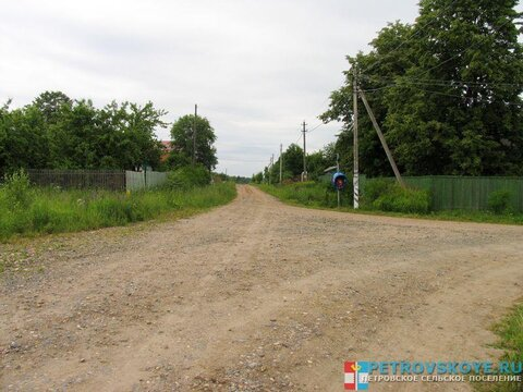 Продам земельный участок 15 соток (ЛПХ), д.Волосово - Фото 2