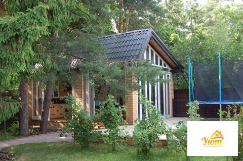 Продается шикарный дом в Малаховке 470м2, участок 11,23 сотки. - Фото 1