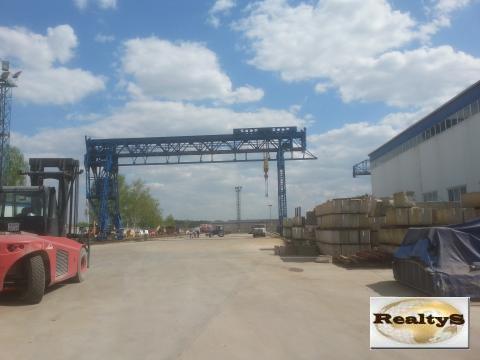 Аренда производственно-складской базы 2000м2, трасса а-107, - Фото 3