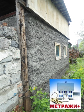 Участок с фундаментом, кап. гаражом и баней в Камышлове - Фото 3