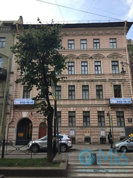 Фасадное здание 1 120 м2 - Фото 1