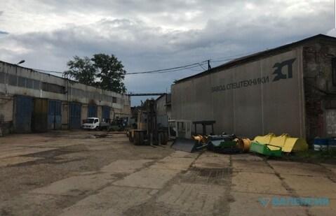 Продается 1эт здание 1466,1м2 на уч. 8007м2, ул. Невельская, д.10. - Фото 4