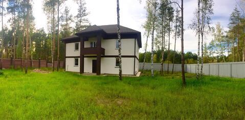 Новый коттедж 260 кв м п. Ильинский ПМЖ - Фото 1