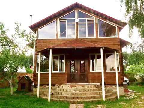 Дом для круглогодичного проживания 200 кв.м. 12 соток, гостевой дом. - Фото 1